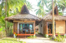 surfing carabao beach house 1 bungalows for rent in general luna