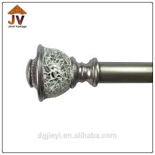 Decorative Curtain Finials Glass Curtain Rod Finials Glass Curtain Rod Finials Suppliers And