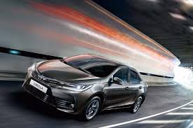 toyota corolla in india price 2017 toyota corolla altis facelift price specifications images