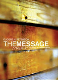 message ministry edition bible contemporary language