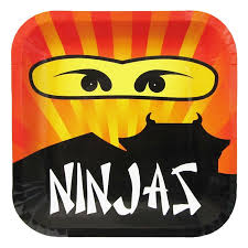 ninjago party supplies ninjago party supplies master dinner plates tableware