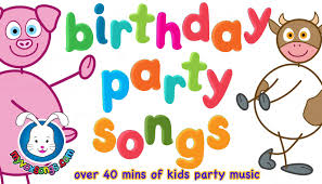 happy birthday nieces party songs for kids birthday party music u0026 songs youtube