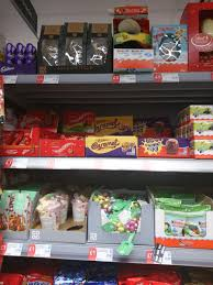 easter eggs for sale mass outrage as easter eggs go on sale just four days after