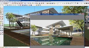 Vray Interior Rendering Tutorial Sketchup Texture Tutorial Vray Water Render In Sketchup
