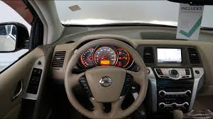 nissan murano extended warranty 2009 white nissan murano 4d sport utility n4394a youtube