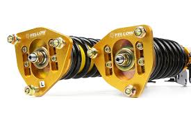 mitsubishi 3000gt yellow yellow speed racing dynamic pro sport coilovers mitsubishi 3000gt