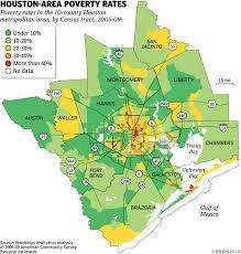 Hous Number Of Residents In Poor Houston Neighborhoods Doubles