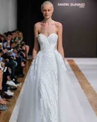 zunino wedding dresses zunino fall 2018 wedding dress collection martha stewart