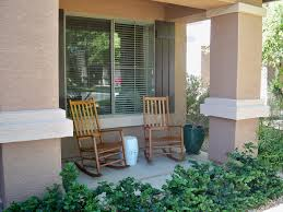 Front Patio Chairs by Remodelaholic Rock U0027n Roll Front Porch Revamp Guest