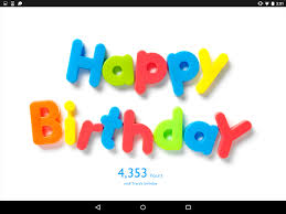 quote for daughters bday birthday countdown widget android apps on google play