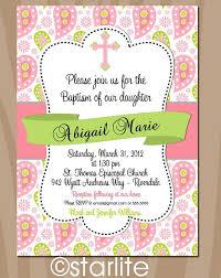 sample invitation card for baptism ideas photo card invites