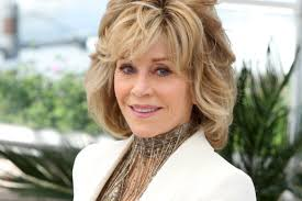 are jane fonda hairstyles wigs or her own hair cannes let s talk about jane fonda s c cameo vulture