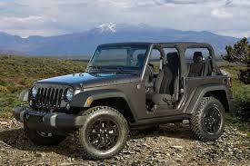 dark blue jeep rubicon 2014 jeep wrangler willys wheeler edition