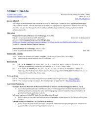 Best Resume Software Endearing Resume Software Engineer Fresher On Sample Resume