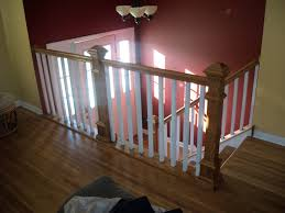 interior stair railing home decoration ideas oak loversiq