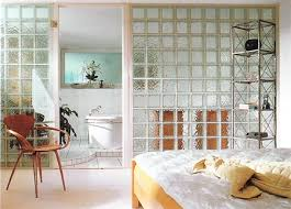 interior glass walls for homes best 25 glass blocks wall ideas on glass block shower
