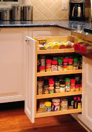 spice cabinets for kitchen 20 spice rack ideas for both roomy and cred kitchen pantry with