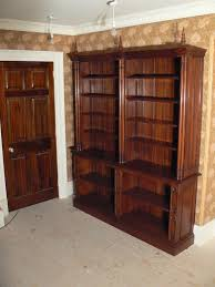 Mahogany Bookcases Uk Bookcases U0026 Libraries Distinctive Country Furniture Limited