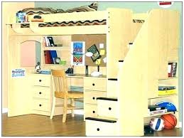 Bunk Bed Desk Underneath Loft Bed Desk Combination Desk Bunk Bed Combo Medium Size Of Size