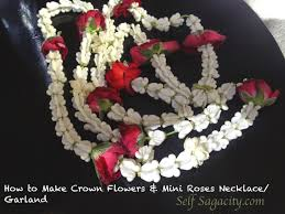 Flower Meme - how to make simple malai crown flowers thursday two questions meme