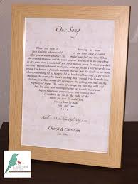 song lyrics heart print heart shape christmas gift wedding