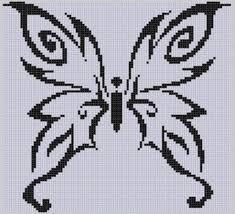 butterfly 10 cross stitch pattern cross stitch butterfly and stitch