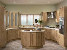 Best Kitchen Colors With Oak Cabinets Oak Kitchen Designs 1000 Images About Kitchen Ideas On Pinterest