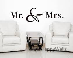 popular and mrs wall decal buy cheap lots mrs love quotes wall stickers diy decorative custom colors