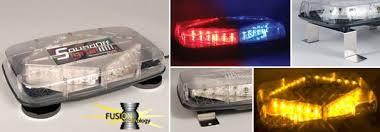 mirror mount beacon lights vehicle lighting