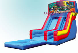 party rentals chicago chicago city party rentals party moonwalks