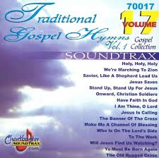 chartbuster karaoke traditional gospel hymns vol 1 karaoke