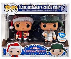 funko pop vacation clark griswold and cousin eddie national