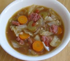 happier than a pig in mud corned beef and cabbage soup