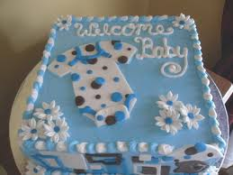 Baby Shower Cake Designs For Boys Baby Shower