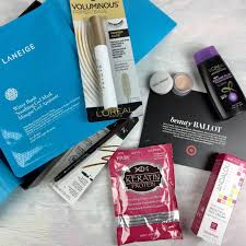 target beauty box reviews hello subscription