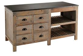 brownstone furniture portrero kitchen island