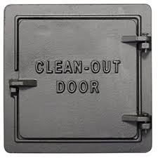 clean out door a step in time chimney sweeps cleaning u0026 repairs