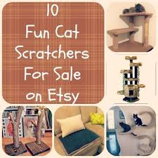 10 Unusually Cool Things You Can Buy On Etsy Babble by 223 Best To Scratch Or Not To Scratch Images On Pinterest Cat
