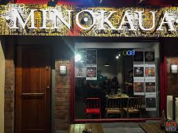 minokaua bar restaurant malate manila eat u0027s a small world