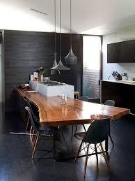 cuisine avec ilot central et table quelle table pour une cuisine avec ilot central kitchens