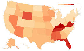 Florida Election Map by Why 10 Of Florida Adults Can U0027t Vote How Felony Convictions