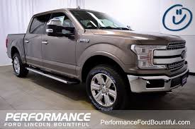 new 2018 ford f 150 for sale at performance ford lincoln bountiful