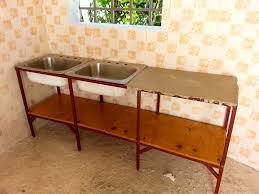 double kitchen sink plumbing on regarding installation new