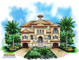 3 story coastal house plans