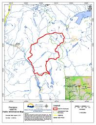 Wildfire Bc Map Interactive by Crd And Coast Officials Meet With Anahim Lake Residents On