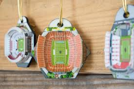 auburn stadium ornament 2016 zverse 3d printed licensed products