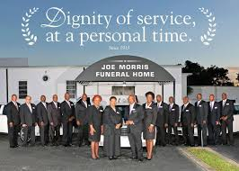 funeral homes in ta fl joe morris funeral home home