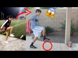 Challenge Tutorial How To Step On Air Invisible Box Challenge Tutorial