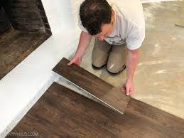 what color of vinyl plank flooring goes with honey oak cabinets how to install vinyl plank concrete orc week 4 5