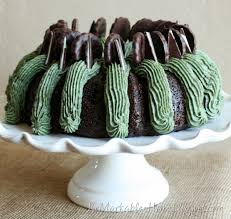 remarkable home moist chocolate fudge cake with thin mint